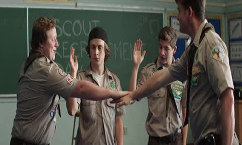 Scouts Guide to the Zombie Apocalypse (Scouts vs. Zombie) (2015) CZ.avi