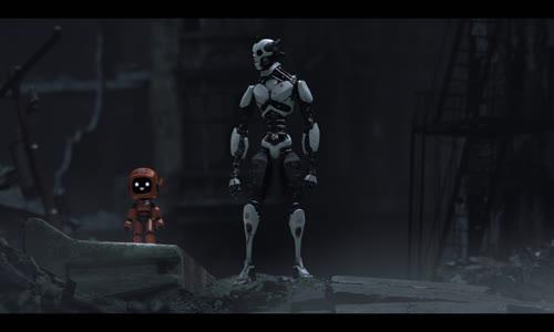 Love Death and Robots S01E02 CZtit V OBRAZE 1080p.mkv