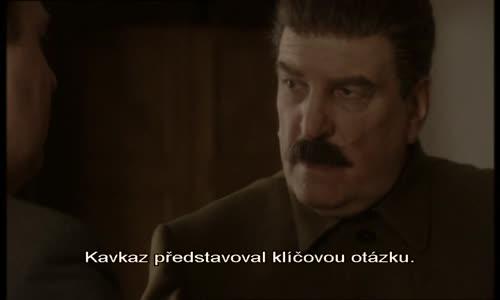 2. světová válka za zavřenými dveřmi - 03. Stalin a Churchill tváří v tvář.avi